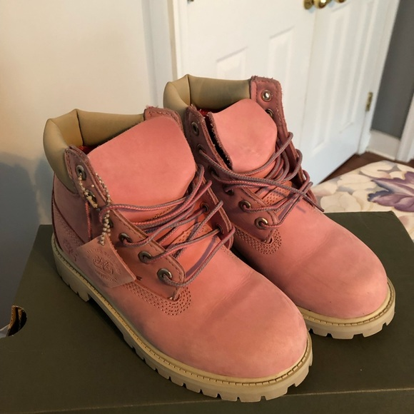 a693815cb9a2a Timberland Shoes | Girls Bubblegum Pink 6 | Poshmark